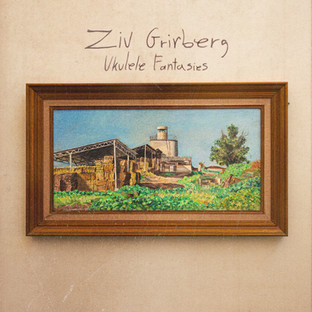 ZIV GRINBERG / ALBUM COVER