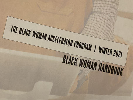 17 Black Women are ready to learn in the Winter 2021 Black Woman Business Accelerator Program.