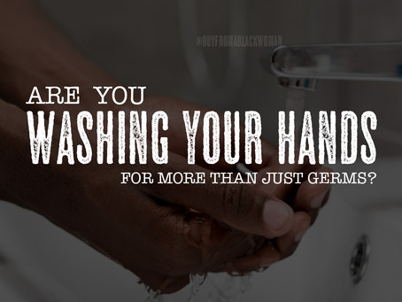 Are you really washing your hands?