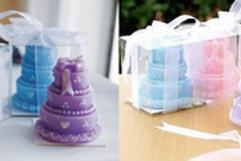 Wedding Cake Candle WCF-03