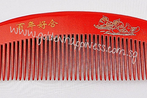 Red Hair Comb For Ladies