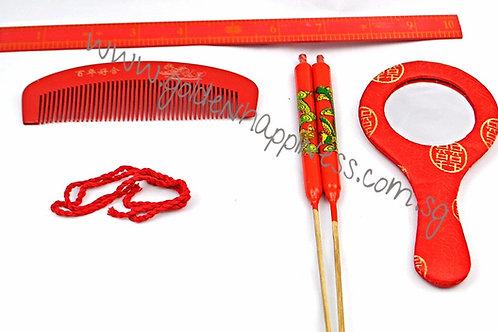 Hair Combing Ladies Set