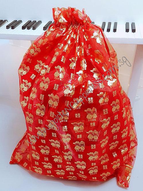 Large Organza Bag