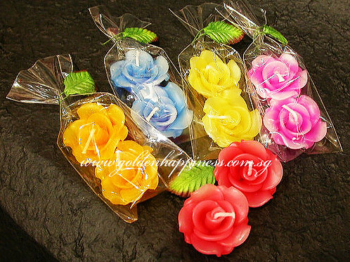 Floating Flower Candles WCF-15