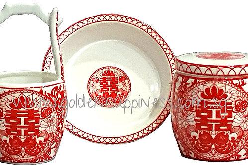 Porcelain Mini Dowry Set MDD-03