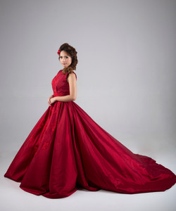 Samples of our MTM gowns