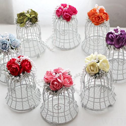 Birdcage Favor Holder FP-21
