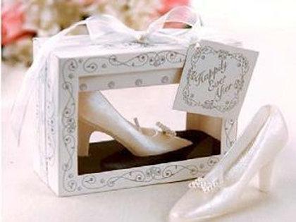 Bridal Shoe Candle WCF-11