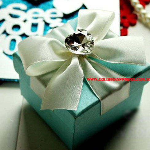 Tiffany Favor Box FP-30