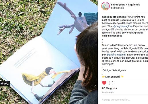Gnome, picture book