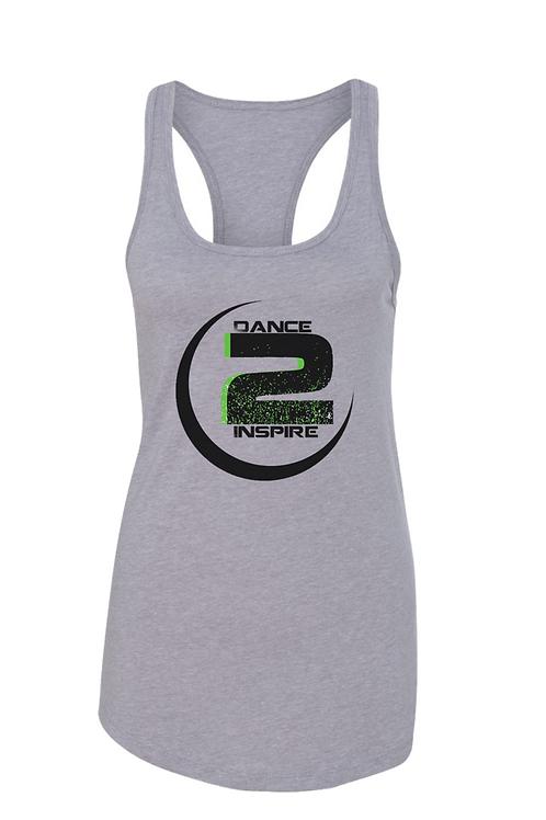 Women's Dance 2 Inspire Racerback Tank Top