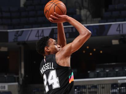Devin Vassell: un'altra gemma scovata dagli Spurs?