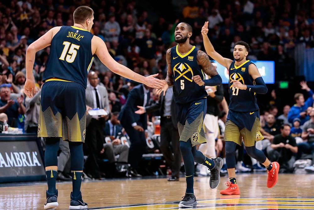Nikola_Jokic_Will_Barton_Around_the_Game_NBA