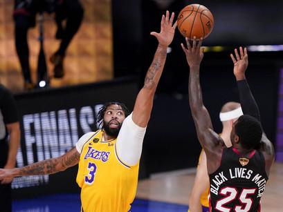 Lakers: gli ultimi 4 step per tornare sul tetto del mondo