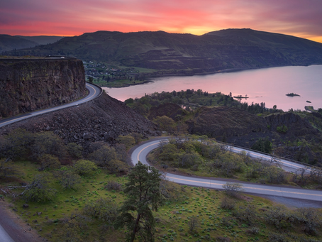 7 Breathtaking Drives Throughout the US and Canada