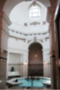 Baths of Budapest Archways.jpg
