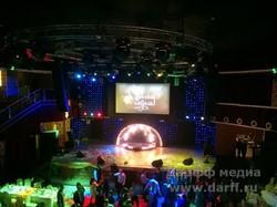 Экран для концертных площадок