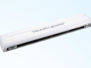 TRIUMPH BOARD Portable Slim – надежный партнер педагога и бизнесмена