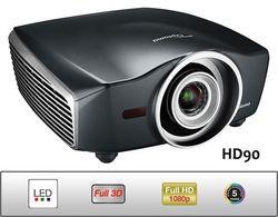 Optoma HD90: незабываемые впечатления от просмотра на большом экране