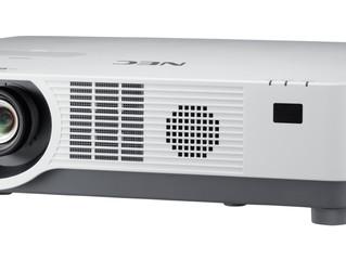 Новые лазерные проекторы NEC
