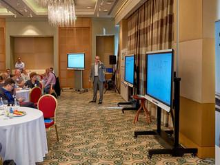 Презентация интерактивной LCD доски SMART kapp iQ