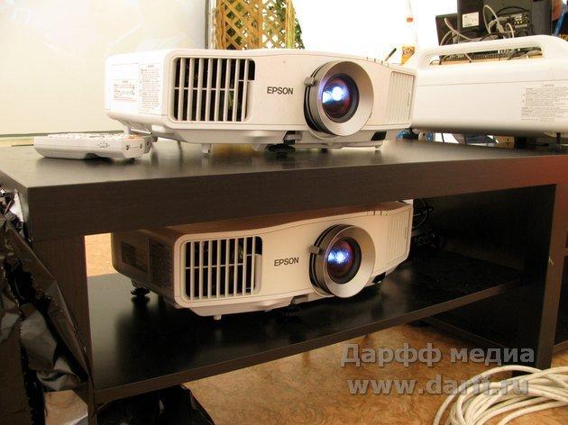 Видеопроекторы в аренду