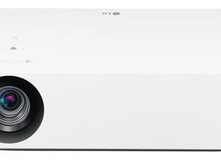 Проектор LG CineBeam HU70LS формата 4K построен на платформе webOS