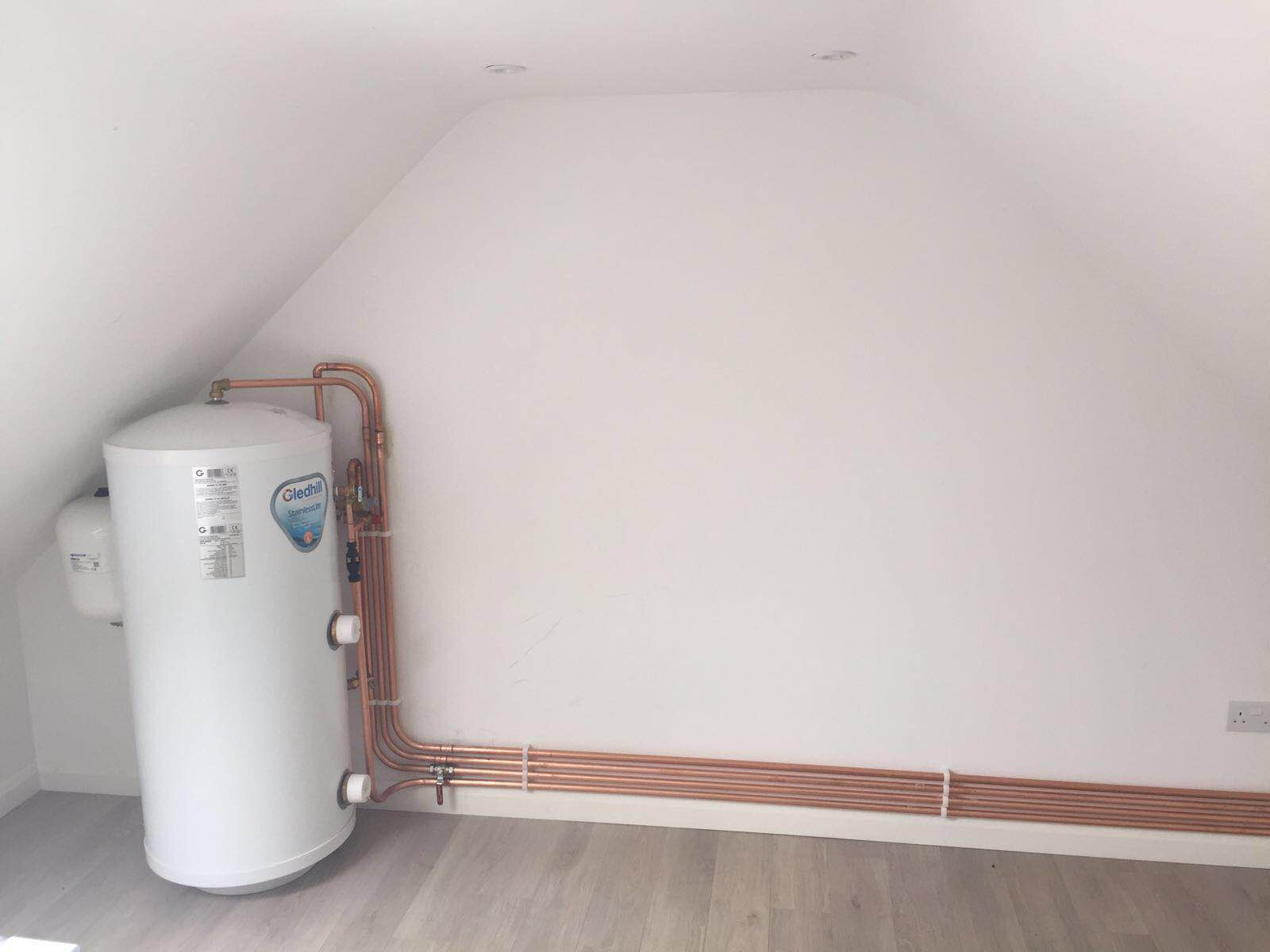 Hot water cylinder - Haywards Heath