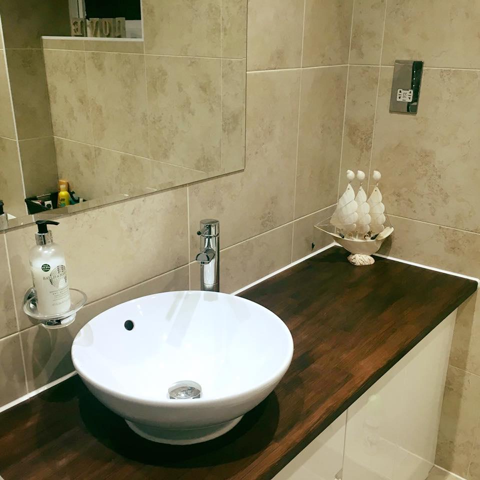 Bathroom in Scaynes Hill