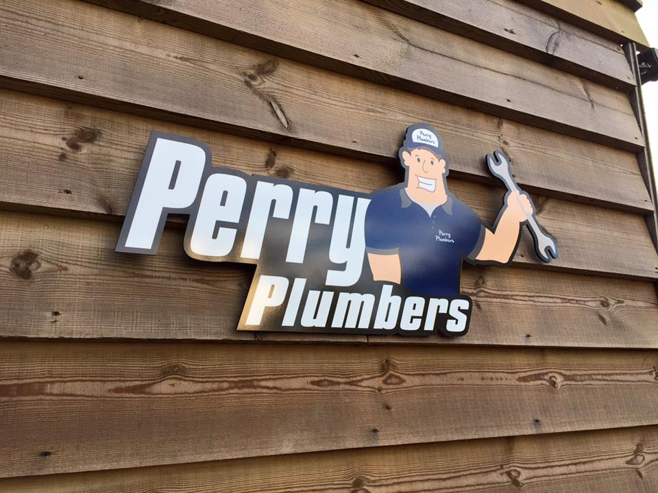 Perry Plumbers office