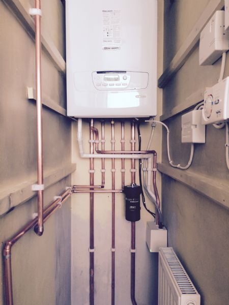 Boiler installation - Horsham
