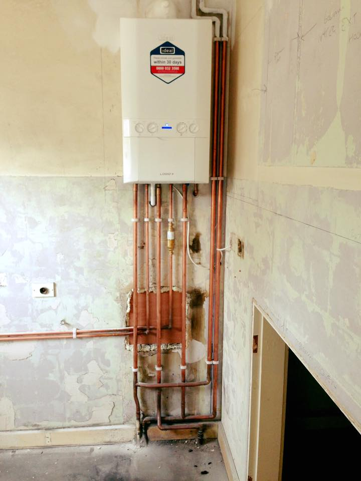 Boiler install - Haywards Heath