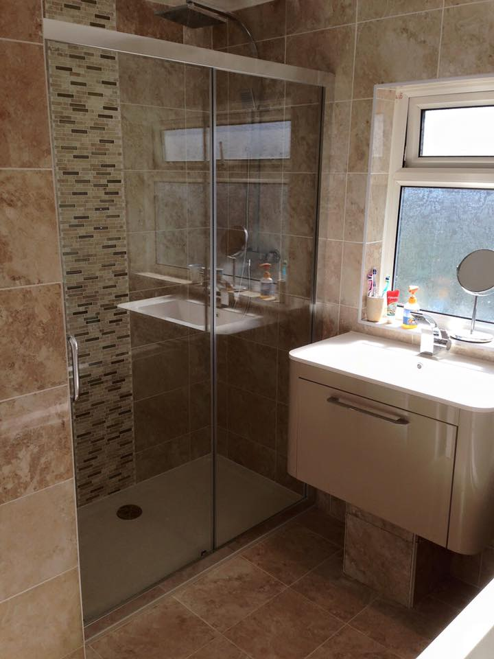 Shower tray - Billingshurst
