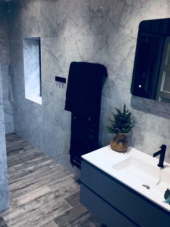 Wet room in Lewes