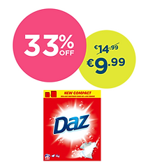 Daz Powder 65 Wash