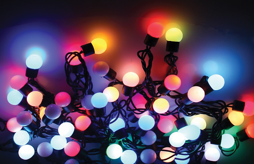 Why Choose LED Lights this Christmas