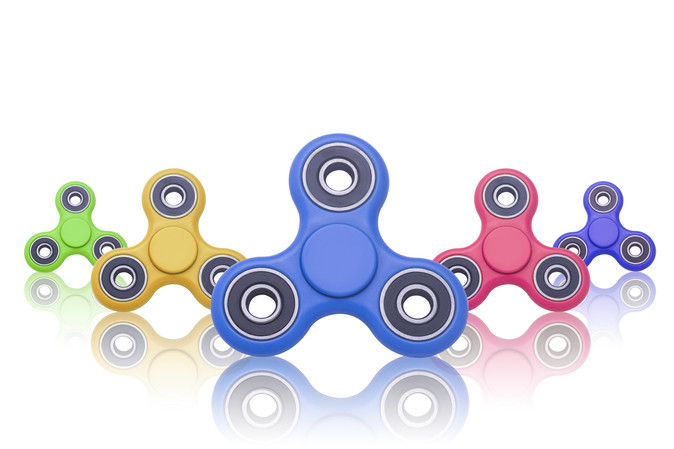 Fidget Spinners - What Are They? And Why are they so popular?