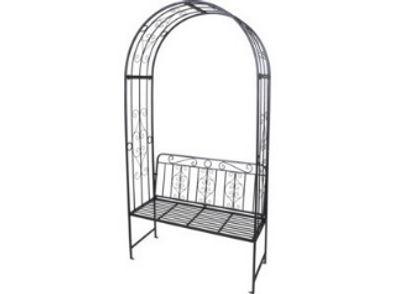 Metal Arch Bench.jpg