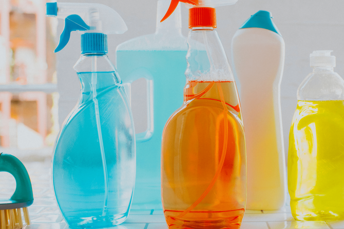 Non- food household items you should not use beyond the expiry date.