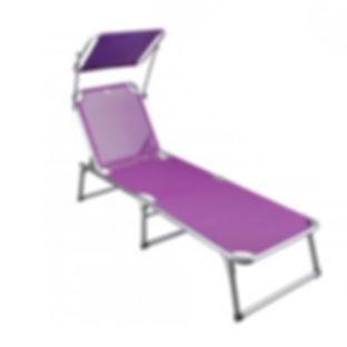 Sun Lounger Purple with Umbrella.jpg