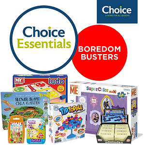 Choice Essentials Boredom Busters