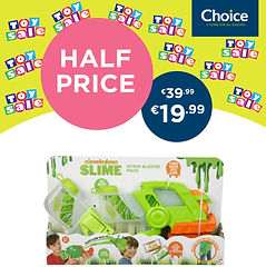 Toy Sale Nickelodeon Slime Gun.jpg
