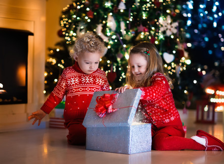 What do I put in my kids Christmas Eve Box?