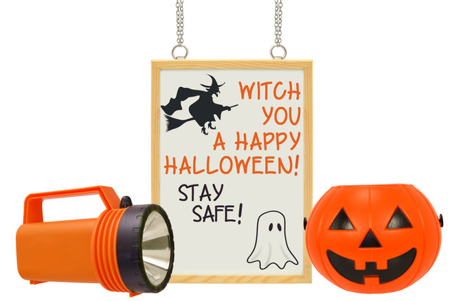 Simple Safety Tips for Halloween