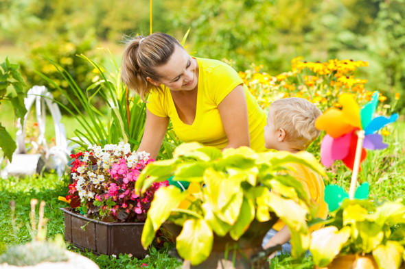 Prepare your garden for summer