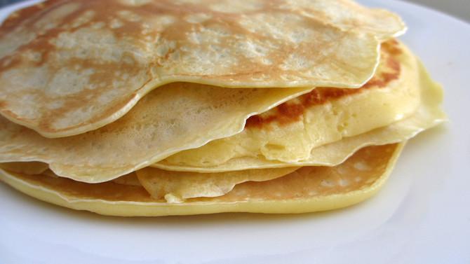 Top Tips to Make The Perfect Pancake