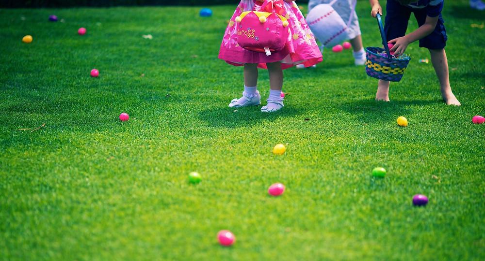 Fun ideas Easter Egg hunt