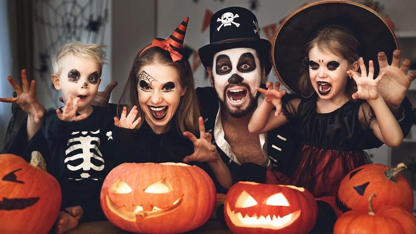 Fun Indoor Halloween Kids Party Games