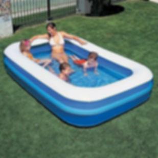 Wild and Wet Giant Rectangular Pool 2m X