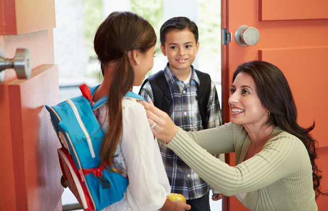 Tips for Parents on Surviving the 1st Week Of Back To School